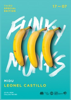Funky Monks Special Edition III on Inspirationde