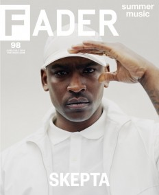 Skepta Cover Story Konnichiwa Interview on Inspirationde