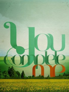Typography by Antonio Rodrigues Jr | Art and Design