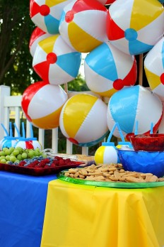 Have a Ball Summer Party - Uncommon Designs