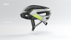 STL Racing Helmet on