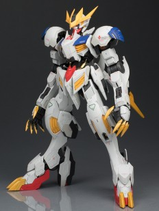 [WORK REVIEW] FULL MECHANICS 1/100 GUNDAM BARBATOS LUPUS REX: A Lot of Big Size Images | GUNJAP