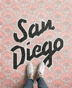 San Diego by Nick Misani