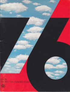 USA '76: The First Two Hundred Years – book cover on Inspirationde