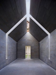 John Pawson – Stone House in Architecture & Interior design