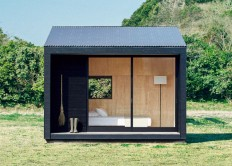 The 3 Million Yen MUJI Hut, Coming this Fall on Inspirationde