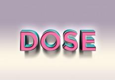3D Dose Text Effect - Free Download   Freebiesjedi