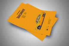 Clean A4 Paper Mockup - Free Download | Freebiesjedi