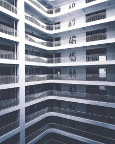 Beautiful Urban Instagram of Singapore by Jethro Hoon on Inspirationde
