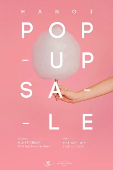 POP UP SALE WEEKEND on Inspirationde