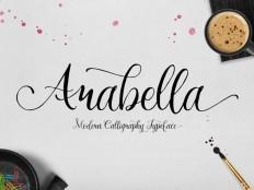 Arabella : Hand-made Script Font - Free Download | Freebiesjedi