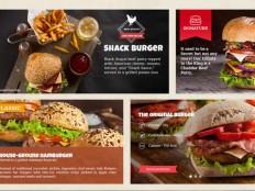 Burger Restaurant PSD Template - Free Download | Freebiesjedi