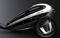 SAMSUNG vacuum cleaner on