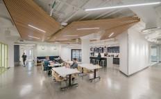 Microsoft 1355 Market Expansion | design Blitz San Francisco