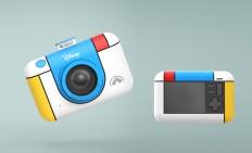Industrial Design: Disney Camera Concept