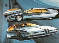 Jony Diaz - 1960's/2000's official sketches & previews