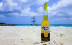 Free Images : beach, sea, water, sand, ocean, cold, ship, vacation, drink, bottle, beer, transparent, corona, cool, holidays, tall, refreshment, distilled beverage 3757x2355 - stokpic - 913506 - Free stock photos - PxHere