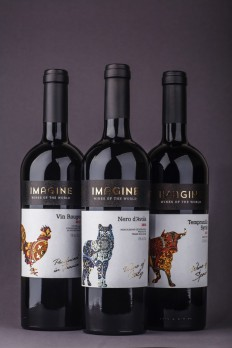 Wine Packaging on Inspirationde