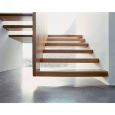 Floating Staircases on Inspirationde