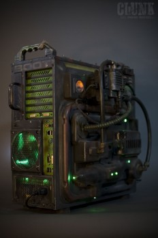 Case Mod Friday: Project CLUNK on Inspirationde