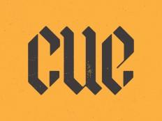 CUE – Blackletter Exlploration by Matt Erickson on Inspirationde