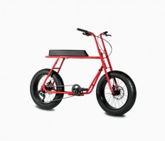 coast cycles buzzraw electric cruiser is made for social commuting