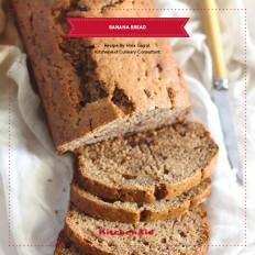 Banana Bread Recipe with Chocolate And Vanilla Extract