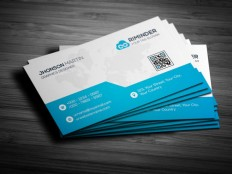 Elegant Business Card Template - Free Download | Freebiesjedi