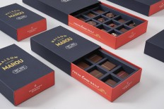 Maison Marou Has Some Elegant Chocolate Packaging — The Dieline | Packaging & Branding Design & Innovation News