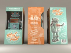 Packaging design for tin robot - Cheetah3D User Forum
