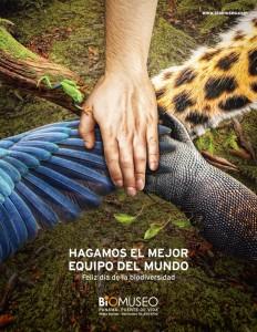 Biomuseo – Biodiversity Day on Inspirationde