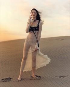 Desert Dunes Sunset - Imgur