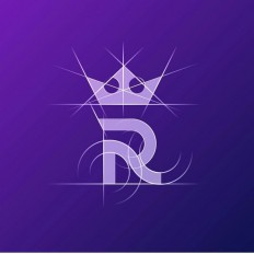 Royal logo design on Inspirationde