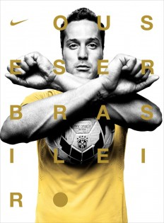 PLATON'S NIKE PHOTOGRAPHS OF BRAZIL'S NATIONAL FOOTBALL TEAM on Inspirationde