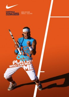 Nike Tennis – New Posters on Inspirationde