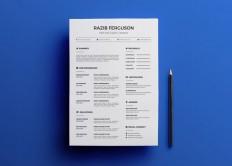 Simple Resume Template for Web Designer - Free Resume Template | Smashresume