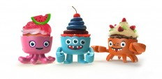 Cupcake Creatures on