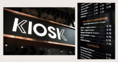 Kiosk - Glasfurd & Walker