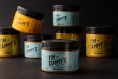 Tim & Tammy's - Brand Packaging on