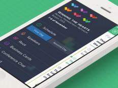 30 Brilliant Mobile Navigation Menu Design Concepts | Web & Graphic Design | Bashooka
