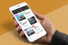 News Feed App UI Sketch - Free Download | Freebiesjedi