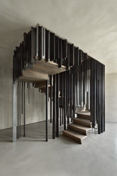 Staircase by storage associati on Inspirationde