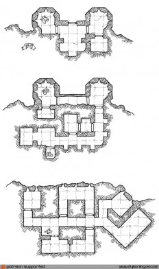 Angarth Citadel | Dyson's Dodecahedron