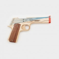 The 1911 Rubber Band Gun - Shop Cool Material