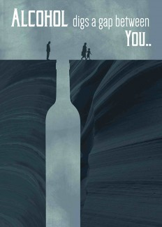 Anti alcoholism posters on Inspirationde