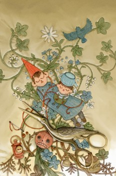 ArtStation - Over the Garden Wall Issue #1 Variant Cover, Rachel Saunders