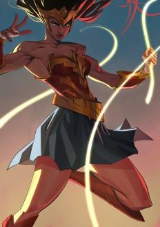 ArtStation - Wonder Woman, Nesskain hks