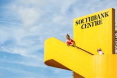 Brand New: New Logo and Identity for Southbank Centre by North