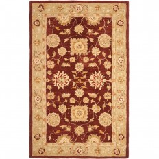 Safavieh Anatolia Red/Sage 8 ft. x 10 ft. Area Rug-AN556F-8 - The Home Depot