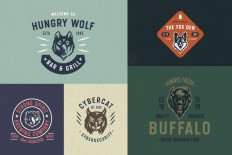Animals Marks & Badges on Inspirationde